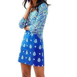 NWT Lilly Pulitzer Beacon SHOWDOWN Dress sz XS